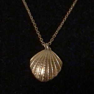 Jewelry - Delicate Seashell necklace